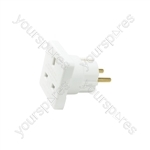 UK to Europe Travel Adaptor
