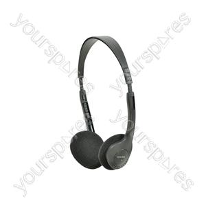 Lightweight Computer Headphones - MC27