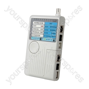 4 in 1 Remote Cable Tester