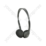 MC27 Lightweight Computer Headphones