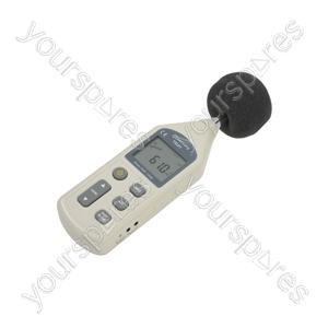 Digital Sound dB Level Meter