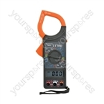 Clamp-on Digital Multitester - CMT01