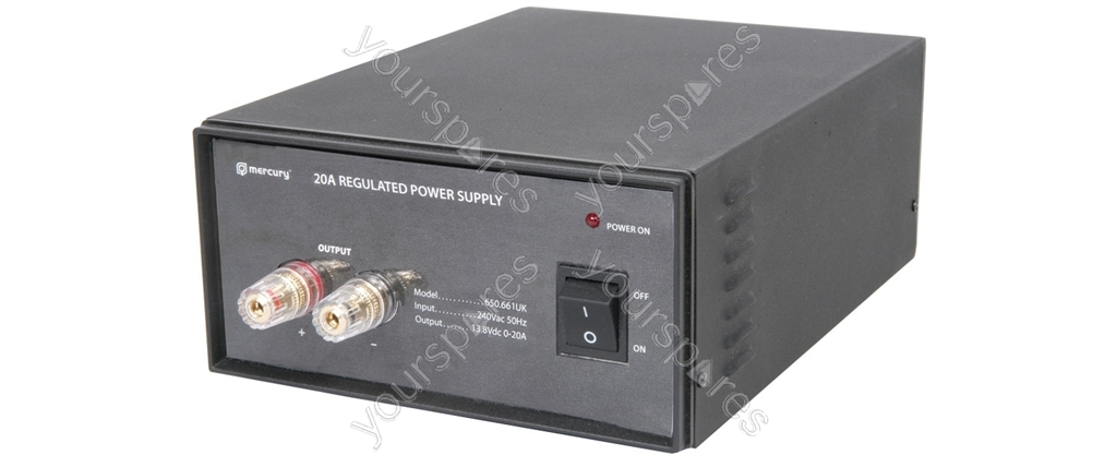 Switch Mode 13 8v Bench Top Power Supplies Uk Version 20a Supply Cb R20 By Mercury