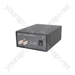 Switch-mode 13.8V Bench Top Power Supplies - (UK version) 30A supply - CB-R30