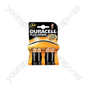 C Duracell Plus power 2 Pack