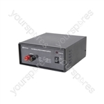 (UK version) Switch-mode 20A 13.8V bench top power supply