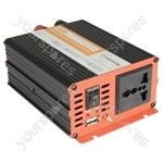 Soft Start Modified Sine Wave Inverters - 12Vdc 300W - IMS300-12