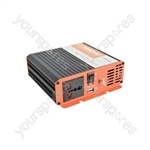 Soft Start Pure Sine Wave Inverters - 24Vdc 300W - IPS300-24