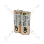 GP Super Alkaline - batteries, N, 1.5V, packed 2 /blister