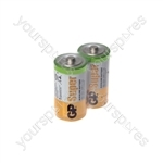 GP Alkaline Batteries Bulk Pack - 24pcs