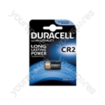 Duracell CR2 Lithium Battery