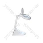 Desktop Illuminated Magnifier - V2 - IM-048