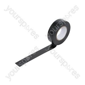 PVC20BK Electrical insulation tape, 20m, black