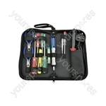 Electronic Tool Set - 11Pcs - (UK Version)