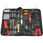 Electronic Tool Set 25Pcs - (UK Version)