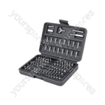 Power Screwdriver Bit Set - 100Pcs