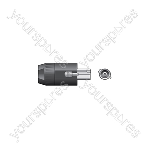 Neutrik® NAC3FC-HC 32A - Female Powercon Connector