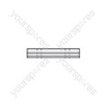 6.3mm Stereo Jack Socket - 6.3mm Stereo Jack Socket - Skt Skt Adaptor