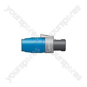 Neutrik® NL2FX - NL2FX, 2-pole Speakon Plug Bulk
