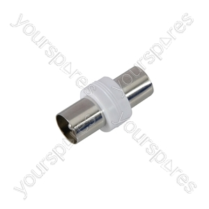 Coaxial Couplers - plug to plug