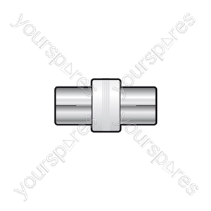 Coaxial Couplers - socket to socket