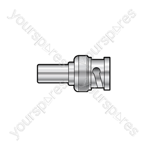 BNC Connectors - plug for RG59 cable crimp
