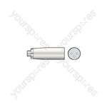 3-pin XLR Male - RCA Phono Socket - Plug