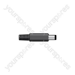 DC Power Plug - plug, (WE1526A) 2.1 x 5.5 x 9.0mm