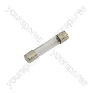 Fuses - 6 x 32mm T630mA Slow Blow
