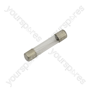 Quick Blow 6 x 32mm Glass Fuses - F10A