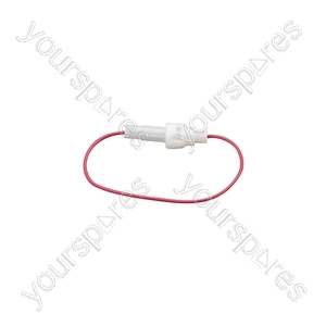 Inline fuse holder, 6 x 32mm