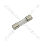 Fuses - 5 x 20mm T12A Slow Blow