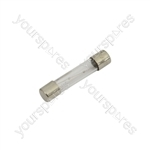Fuses 6 x 32mm Slow Blow - T6.3A
