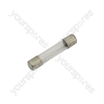 Quick Blow 6 x 32mm Glass Fuses - F500mA