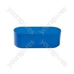 D-Line cable tidy unit - Small Blue - EU/CTUSMLC/SW