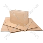 Corrugated Boxes - Shipping Carton 555 406 640mm