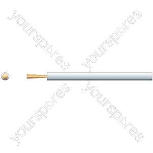 Loop Cable - Pure Copper - Cable, 1 X (32 X 0.2mmØ)