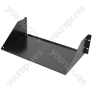 "19"" Support Modules - module, 3U black"