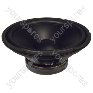 "PP Cone Hi-Fi Woofers - Woofer, 30cm (12""), 150Wrms"