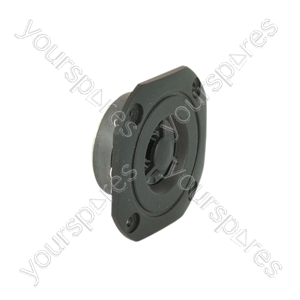 "2.25"" Square Dome Tweeter - tweeter, 2.25"", 20W rms, 8 Ohm"