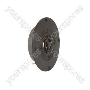 "4"" Round Dome Tweeter - tweeter, 40W rms, 8 Ohm"