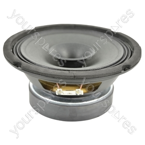 "Full Range General Loudspeakers - Wide PA loudspeaker, 16.5cm (6.5""), 50W rms, 8 ohm"