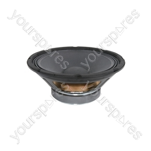 "8 Ohms Replacement Drivers for QR Passive Speakers - 10"" QR10 (178.211UK)"