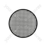 "Metal Speaker Grilles - grille, 25 cm (10"")"
