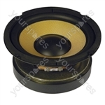 "High Power Woofers with Aramid Fibre Cone - 6.5"" - QXW6"
