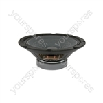 4 Ohms Replacement Drivers for QR Active Speakers - 8in QR8a (178.202UK)