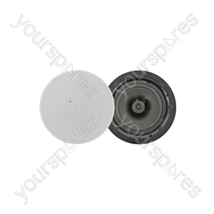 "2 Way Low Profile 100V Line Ceiling Speakers - 8"" - LP8V"