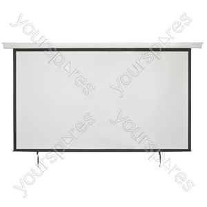 "Electric Projector Screens - 100"" 16:9 Motorised - EPS100-16:9"