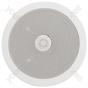 "CD Series Ceiling Speakers with Directional Tweeter - 16.5cm (6.5"") tweeter/ Single - C6D"