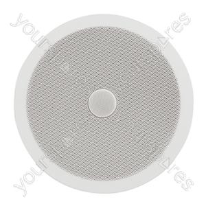 """CD Series Ceiling Speakers with Directional Tweeter - 20cm (8"""") tweeter/ Single - C8D"""